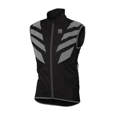 Sportful Reflex sleeveless vest black men