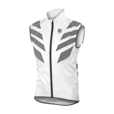 Sportful Reflex sleeveless vest white men