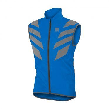 Sportful Reflex sleeveless vest blue men