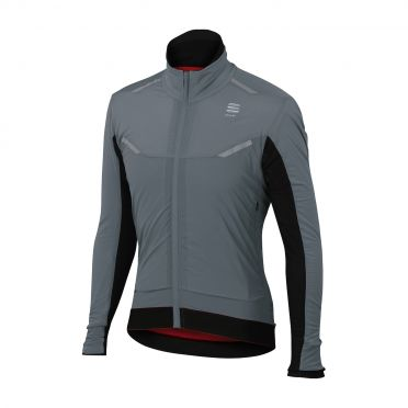 Sportful R&D zero long sleeve jacket gray men