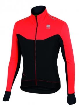 Sportful R&D light jacket black/red men