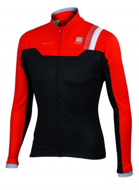 Sportful Bodyfit pro Ws jacket black/red men