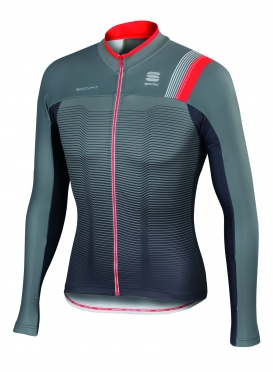 Sportful Bodyfit Pro Thermal Jersey grey men