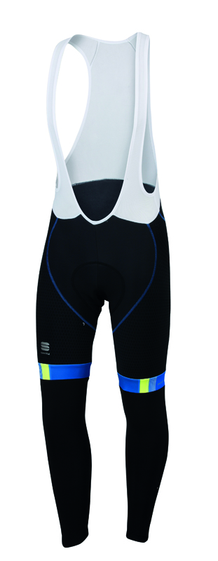 Sportful Bodyfit PRO thermal bibtight black/blue men