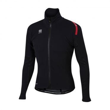 Sportful Fiandre extreme long sleeve jacket black men