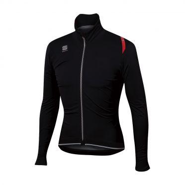 Sportful Fiandre ultimate WS long sleeve jacket black men