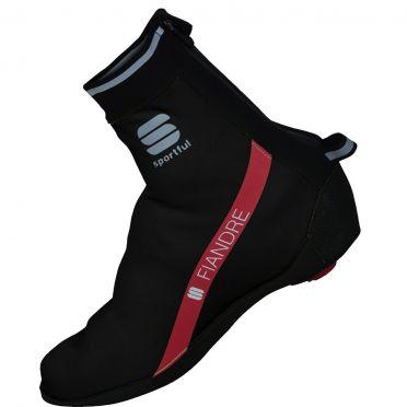 Sportful Fiandre WS shoecover black men