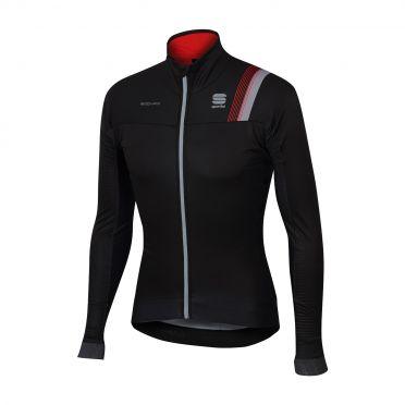 Sportful Bodyfit pro thermal long sleeve jacket black men