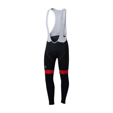 Sportful Bodyfit pro thermal bibtight black/red men