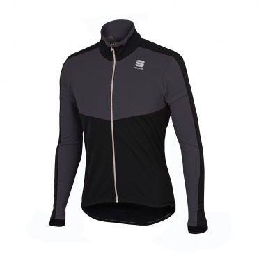 Sportful Pordoi WS long sleeve jacket black men