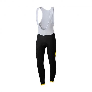 Sportful Giro bibtight black/yellow men