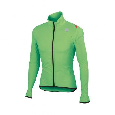 Sportful Hot pack 6 jacket green men