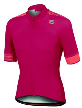 Sportful Bodyfit pro classics jersey pink men