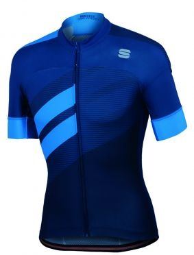 Sportful Bodyfit team jersey blue men