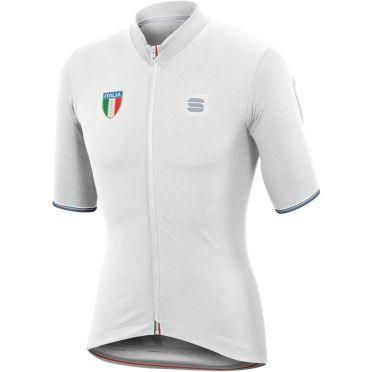 Sportful Italia CL jersey white men