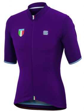 Sportful Italia CL jersey bordeaux men