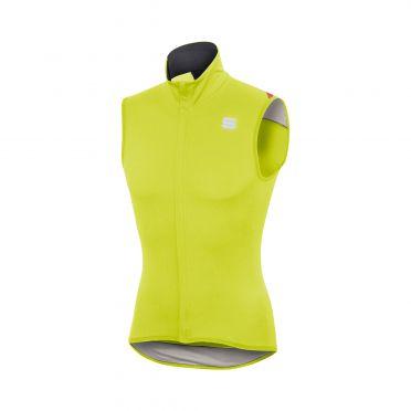 Sportful Fiandre light norain sleeveless vest yellow men