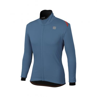 Sportful Fiandre cabrio long sleeve jacket blue men