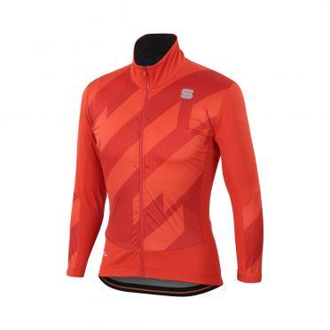Sportful Attitude jacket red men