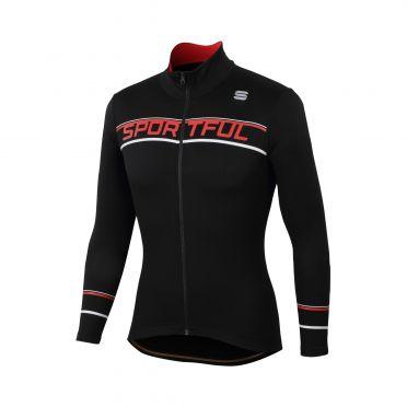 Sportful Giro thermal jersey black men