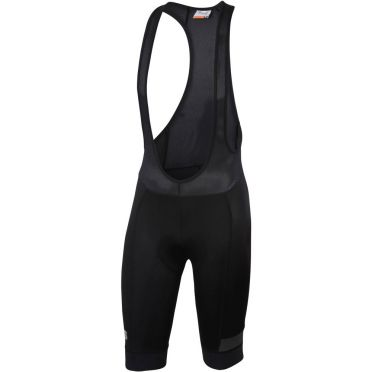 Sportful Giara bibshort black/black men