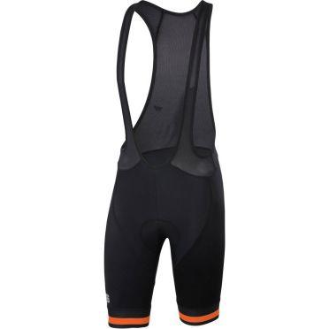 Sportful Bodyfit team classic black/orange men