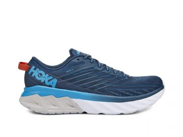 Hoka One One Arahi 4 Wide running shoes blue men