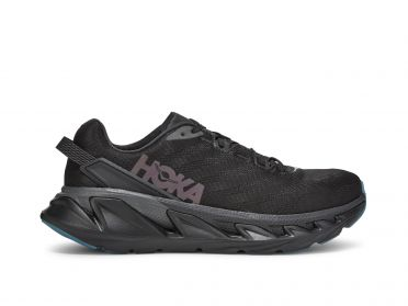 Hoka One One Elevon 2 running shoes black men