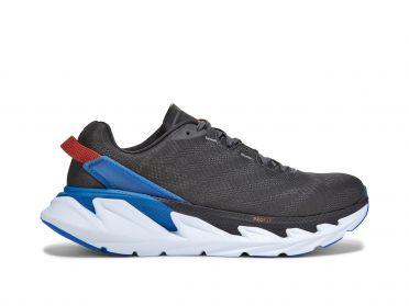 Hoka One One Elevon 2 running shoes black/blue men