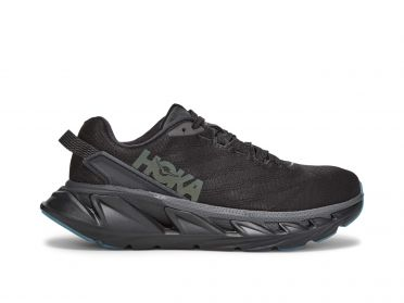 Hoka One One Elevon 2 running shoes black women