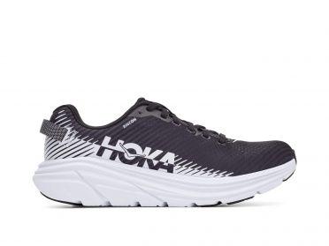 Hoka One One Rincon 2 running shoes black/wit women