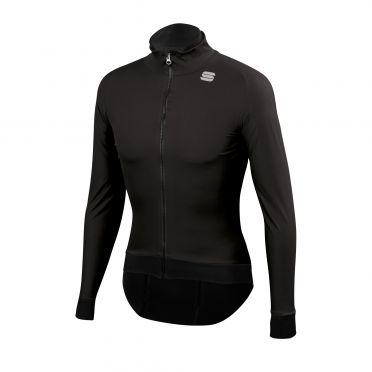 Sportful Fiandre pro long sleeve jacket black men