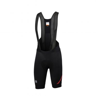 Sportful Fiandre norain bibshort pro black men