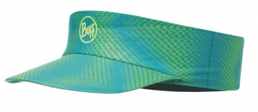 BUFF Run visor R-jam lime