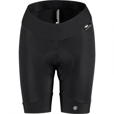 Assos Uma GT Half cycling shorts black women