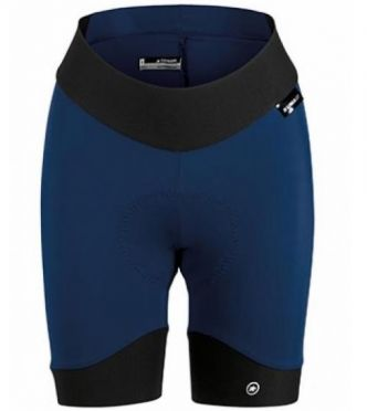 Assos Uma GT Half cycling shorts blue women