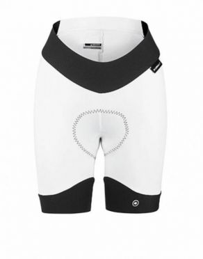 Assos H Umashorts s7 GT cycling shorts white women