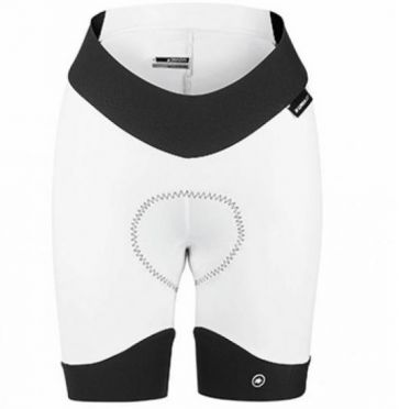 Assos Uma GT Half cycling shorts white women