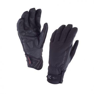 SealSkinz Men's highland cycling gloves black