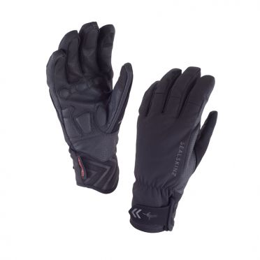 SealSkinz Women's highland cycling gloves black women