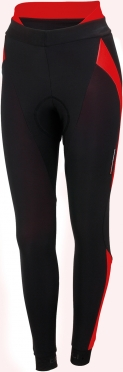 Castelli Sorpasso W tight black/red women 12534-023