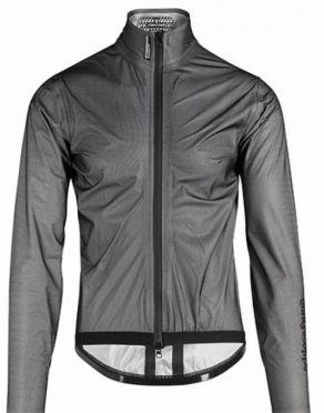 Assos Equipe RS rain jacket black unisex