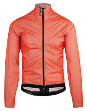 Assos Equipe RS rain jacket red unisex