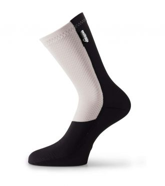 Assos FuguSpeer_S7 cycling socks black/wit
