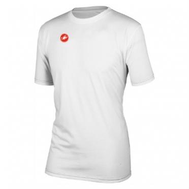 Castelli race day t-shirt white men´s 13095-001 2014