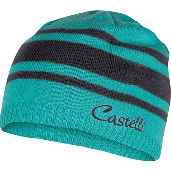 Castelli Campiglio knit cap blue/anthracite women 15570-066