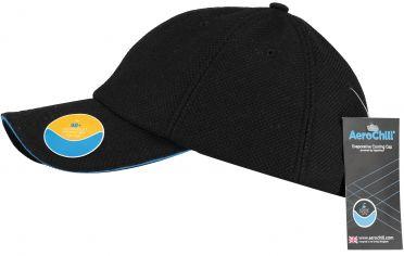 TechNiche HyperKewl aerochill cooling cap black