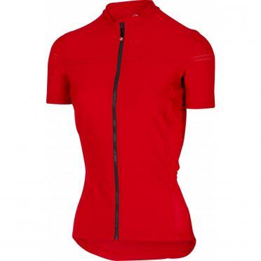 Castelli Promessa 2 Jersey red women