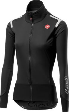 Castelli Alpha ros W long sleeve jersey black women