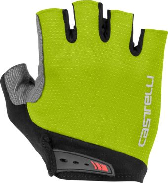 Castelli Entrata glove yellow men